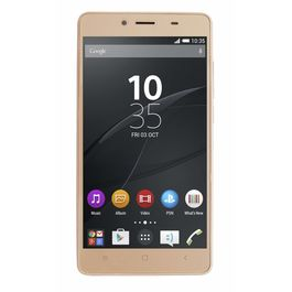 """Hicell T8 3G 5"""" 1.3 Ghz Quad Core Processor Smartphone, gold, 7 days return / replacement policy after delivery , generally delivered by 5 working days"""