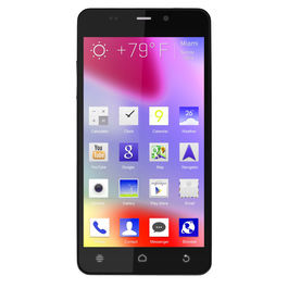 Hasee X50TS 5 inch 8 GB ROM & 2 GB RAM Dual SIM 3G Android Phone, black, generally delivered by 5 working days, 7 days return/replacement policy after delivery