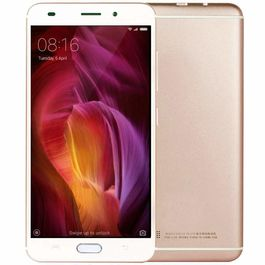 Meigu Model LEKE-4G (Finger Print Sensor) 32GB Internal Memory with 3GB RAM and Reliance Jio 4G Sim Support in Gold Colour, gold, 7 days return / replacement policy after delivery, generally delivered by 5 working days