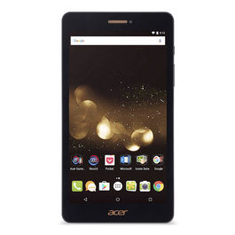 Acer Iconia Talk 7 (B1-723) 7 INCH (7 Zoll IPS) Tablet-PC With 1GB RAM and 16 GB ROM and 3380 mAh Battery Tablet in Black Colour, black, generally delivered by 5 working days, 7 days return / replacement policy after delivery