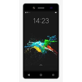 """Reach Opulent X 4G 5.0"""" Touch-screen 4G Jio Sim Support 1 GB RAM & 8 GB Internal Memory and 8 Mpix / 3.2 Mpix Hd Smartphone in Black Colour, black, 7 days return / replacement policy after delivery , generally delivered by 5 working days"""