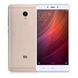 Redmi Note4 (Finger Print Sensor 4GB RAM Model with 5.5-inch 1080p display, Octa-Core, 4GB RAM (Reliance Jio 4G Sim Support) 64 GB Internal Memory and 13 Mpix /5 Mpix Hd Smartphone in Gold colour, gold, 7 days return / replacement policy after delivery, g