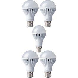 Ashoka 7W Led Bulb Combo Set of 5