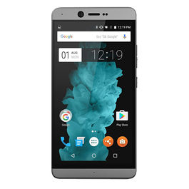 Smartron T5511 VOLTE ( 4GB RAM Model with 5.5-inch 1080p display, Octa-Core, 64 GB ROM (Reliance Jio 4G Sim Support) 64 GB Internal Memory and 13 Mpix FHd Smartphone in Steel Grey Colour, steel grey, generally delivered by 5 working days, 7 days return /