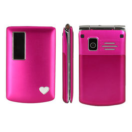 F-FOOK A7 Flip Phone (Pink Colour), pink, 7 days return / replacement policy after delivery , generally delivered by 5 working days