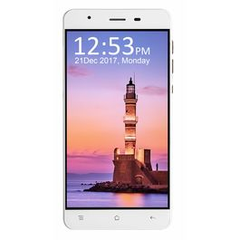 OKWU Sigma 4G VoLTE with 2 GB RAM Model with 5.0-inch 1080p display, (Reliance Jio 4G Sim Support) 16 GB Internal Memory and 13 Mpix /5 Mpix dual Camera HD Smartphone in Grey Colour, grey, generally delivered by 5 working days, 7 days return / replacement
