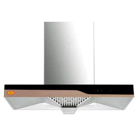 Surya Autoclean Kitchen Chimney 90 cm (Electric Chimney) With Hood Filtresless (Model: SU904) Hand Wave Sensor, Completely Automatic, Auto Clean, Touch Control, Filter-less
