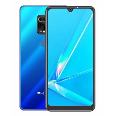 Ismart i1 Thunder 6.26  Full Display (2 GB 32 GB) 4G Volte Smartphone in Thunder Blue Colour