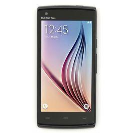 Energy Sistem Neo 4G with 4.5 Inch IPS Display 1GB RAM & 8 GB Internal Memory in Black Color Smartphone, black