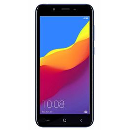 Xifo Kekai Aura 4G (Volte not Support) with 2 GB RAM with 5.0 inch Display, 16 GB Internal Memory and 8 Mpix / 8 Mpix Camera HD Smartphone in Blue Colour, blue, generally delivered by 5 working days, 7 days return / replacement policy after delivery