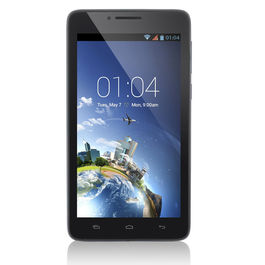 Kazam Trooper 451 5 Mpx 1.2Ghz Quad core Processor Android Phone, black, 7 days return / replacement policy after delivery , generally delivered by 5 working days