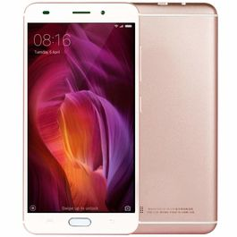 Meigu Model LEKE-4G (Finger Print Sensor) Internal Memory 32GB with 3GB RAM and Reliance Jio 4G Sim Support in Rosegold Colour, rosegold, 7 days return / replacement policy after delivery, generally delivered by 5 working days