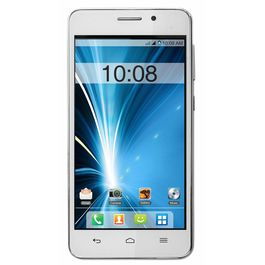 Ginger Star 4.7 inch Android Lolipop 3G mobile in White colour, white, 7 days return / replacement policy after delivery , generally delivered by 5 working days