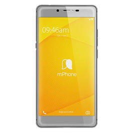 Mphone 7 Plus (Finger Print Sensor) 4GB RAM Model with 5.5-inch 1080p display, Octa-Core, 4GB RAM (Reliance Jio 4G Sim Support) 64 GB Internal Memory and 16 Mpix /13 Mpix Hd VoLTE Smartphone in Grey Colour, grey, generally delivered by 5 working days, 7 d
