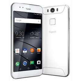 GIGASET ME 4G 5.0 Inch 3GB RAM 32GB ROM Qualcomm Snapdragon 810 Octa Core 1.7GHz 4G Jio Sim Smartphone in White Colour, white, 7 days return / replacement policy after delivery , generally delivered by 5 working days