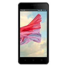 LYF Wind 4S Jio 4G VoLTE, 4000mAh battery With 2GB RAM/16GB ROM in Black, black, 7 days return / replacement policy after delivery , generally delivered by 5 working days