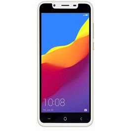 Xifo Kekai Aura 4G (Volte not Support) with 2 GB RAM with 5.0 inch Display, 16 GB Internal Memory and 8 Mpix / 8 Mpix Camera HD Smartphone in Gold Colour, gold, generally delivered by 5 working days, 7 days return / replacement policy after delivery