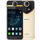 Protruly D8 (Finger Print Sensor) 4GB RAM Model with 5.5-inch 1080p display, Deca-Core 64-bit, 4GB RAM (Reliance Jio 4G Sim Support) 64 GB Internal Memory and Daul Rear camera 13/8 Mpix /8 Mpix Hd Smartphone in Gold Colour, gold, generally delivered by 5