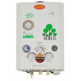 Surya Instant Gas Geyser 6L/min (LPG) - Water Heater