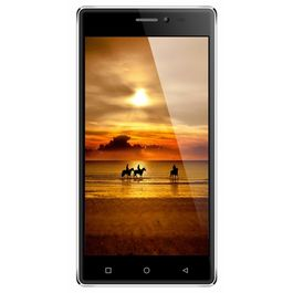"""Whitecherry MI-Bolt 5.0"""" Android 6. Marshmallow Quad Core 3G Dual SIM Smart Phone, black, 7 days return / replacement policy after delivery , generally delivered by 5 working days"""