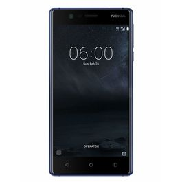 """Nokia3 16 GB with 2 GB RAM 5"""" Touch Screen 8Mpx/8Mpx Camera Smartphone Black Colour, black, 7 days return / replacement policy after delivery, generally delivered by 5 working days"""