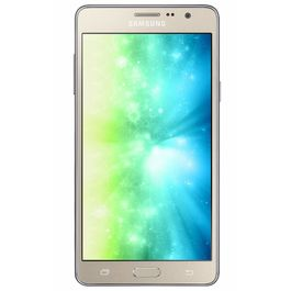 Samsung On5 Pro16 GB with 2 GB RAM and 4G Jio Sim Support in Gold Colour, gold
