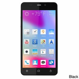 """Whitecherry MI3 5.0"""" Android 6.0 1.3 Dual Core 3G Dual SIM Smart Phone, black, 7 days return / replacement policy after delivery , generally delivered by 5 working days"""