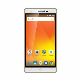 """Nuu M3 4G Volte Smartphone with 3GB RAM 32GB ROM 5.5"""" Touchscreen IPS Display Mobile (Jio 4G Support) in Gold Colour, gold, generally delivered by 5 working days, 7 days return / replacement policy after delivery"""