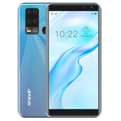 Spinup A6 4G Smartphone (2GB 16GB) Volte (Jio sim Supported) 5.99  Inch Display 4G Smartphone (2GB RAM, 16GB Storage) in Ice Blue