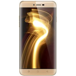 """Coolpad Note 3S 5.5"""" Touch-screen 4G (Reliance Jio 4G Sim Support) 3 GB RAM & 32 GB Internal Memory and 13 Mpix /5 Mpix Hd Smartphone in Gold Colour, gold, generally delivered by 5 working days, 7 days return / replacement policy after delivery"""