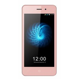Microkey 4G Dual Camera 1GB RAM 8GB ROM Android Marshmallow 6.0, rosegold, 7 days return / replacement policy after delivery , generally delivered by 5 working days