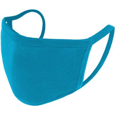 Maplin Washable & Reusable 3 Layer 6 Pcs Mask Set in Blue Colour