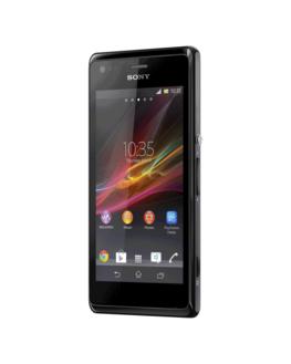 Sony Xperia M,  white