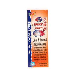 Ocean Free Flower Horn Ulcer and Internal bacteria away (150 ml)