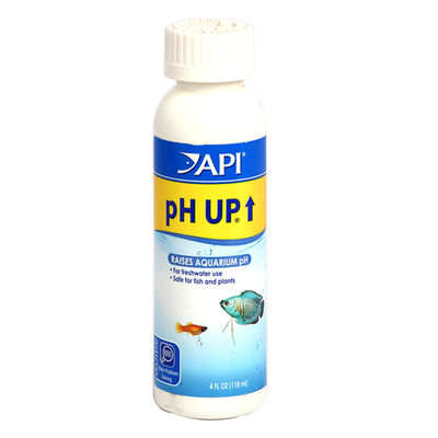 API pH UP Fish Treatment (118 Milli Litre)