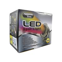 AQUAZONIC LED SPOTLIGHT (18W) AQUARIUM, TERRARIUM, POND & GARDEN