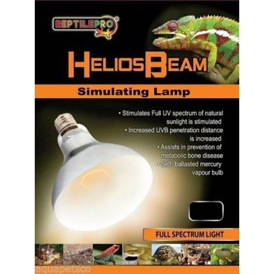 Reptail pro HELIOSBEAM SIMULATING LAMP 160W