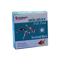 Shrown Holiday Fish Food (pack of 2)