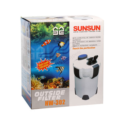 SunSun HW - 302 External filter / Canister Filter / Outside Filter, normal