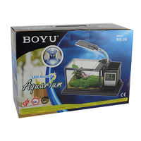 Boyu LED Accord Aquarium BG-29