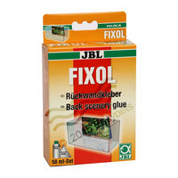JBL Fixol Glue (50 Milli Litre) Aquarium background poster adhesive