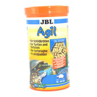 JBL Agil 400g / 1 litre - Turtle Food