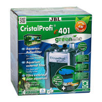 JBL CristalProfi - e401 External filter / Canister Filter / Outside Filter