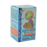 Oceanfree 3 Generation Super Anti-internal Tape-Line Worm 50 grams