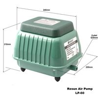 Resun LP low noise air pump LP 60