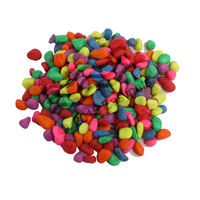 Ocean Free Decoration Neon Pebbles (1 Kg)