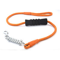 Easypets MASTERCHOICE Special spring Dog Leash with grip band