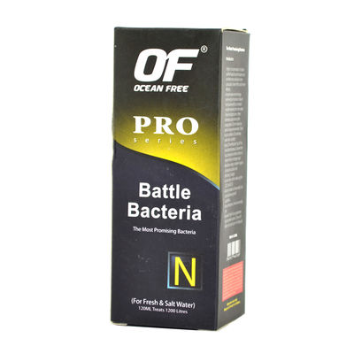 Ocean Free Pro series Battle Bacteria (120ml)
