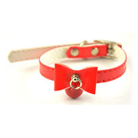 Easypets Cat collar with buckle and bell (Red)