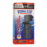 RS Electrical RS-3003 Internal Filter
